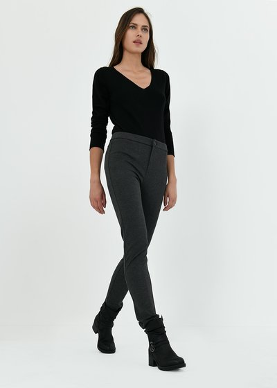 Kellysche trousers in Milano stitch