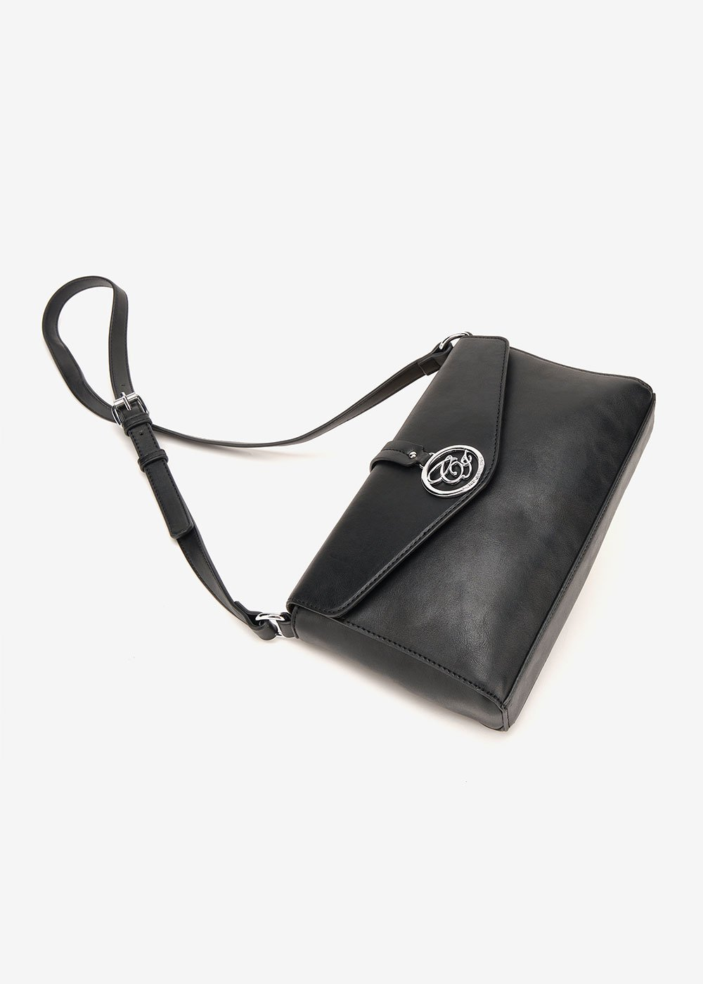Bally shoulder bag with logo - Black - Woman