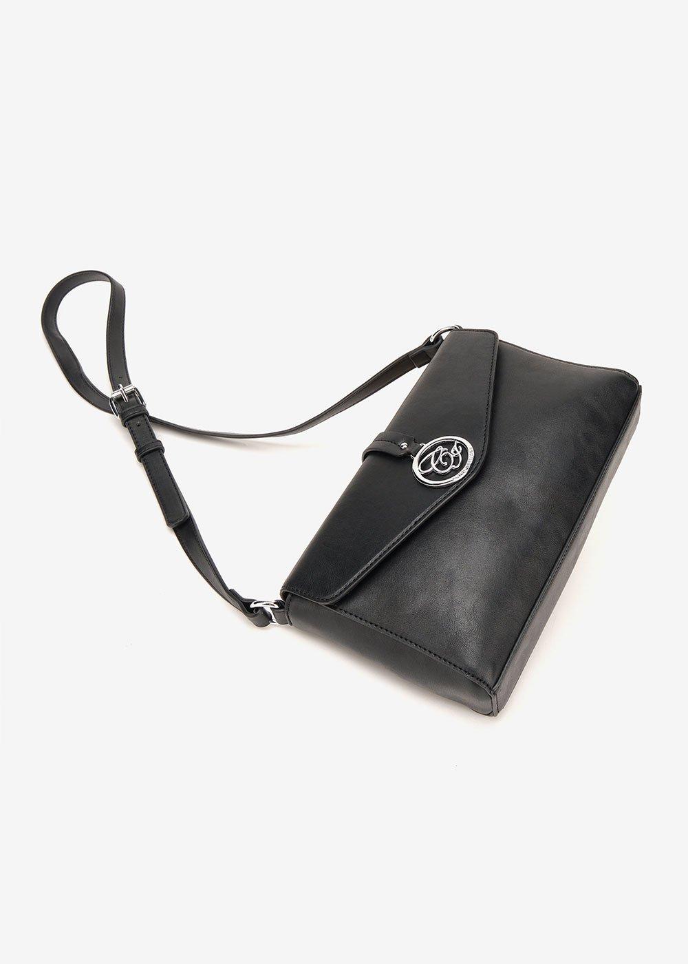 Bally shoulder bag with logo - Black - Woman