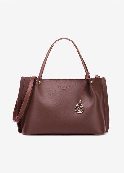 Shopping bag Banny con logo pendente
