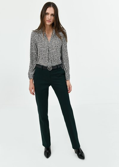 Clair straight leg trousers