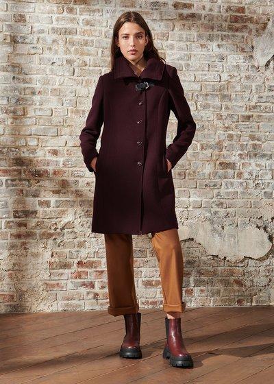 Claud Coat in Cloth