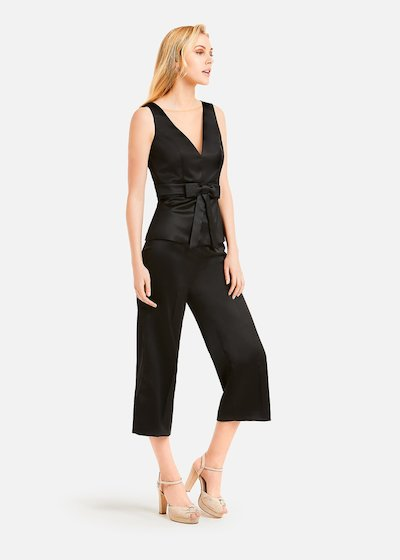 Short and wide leg Puma trousers