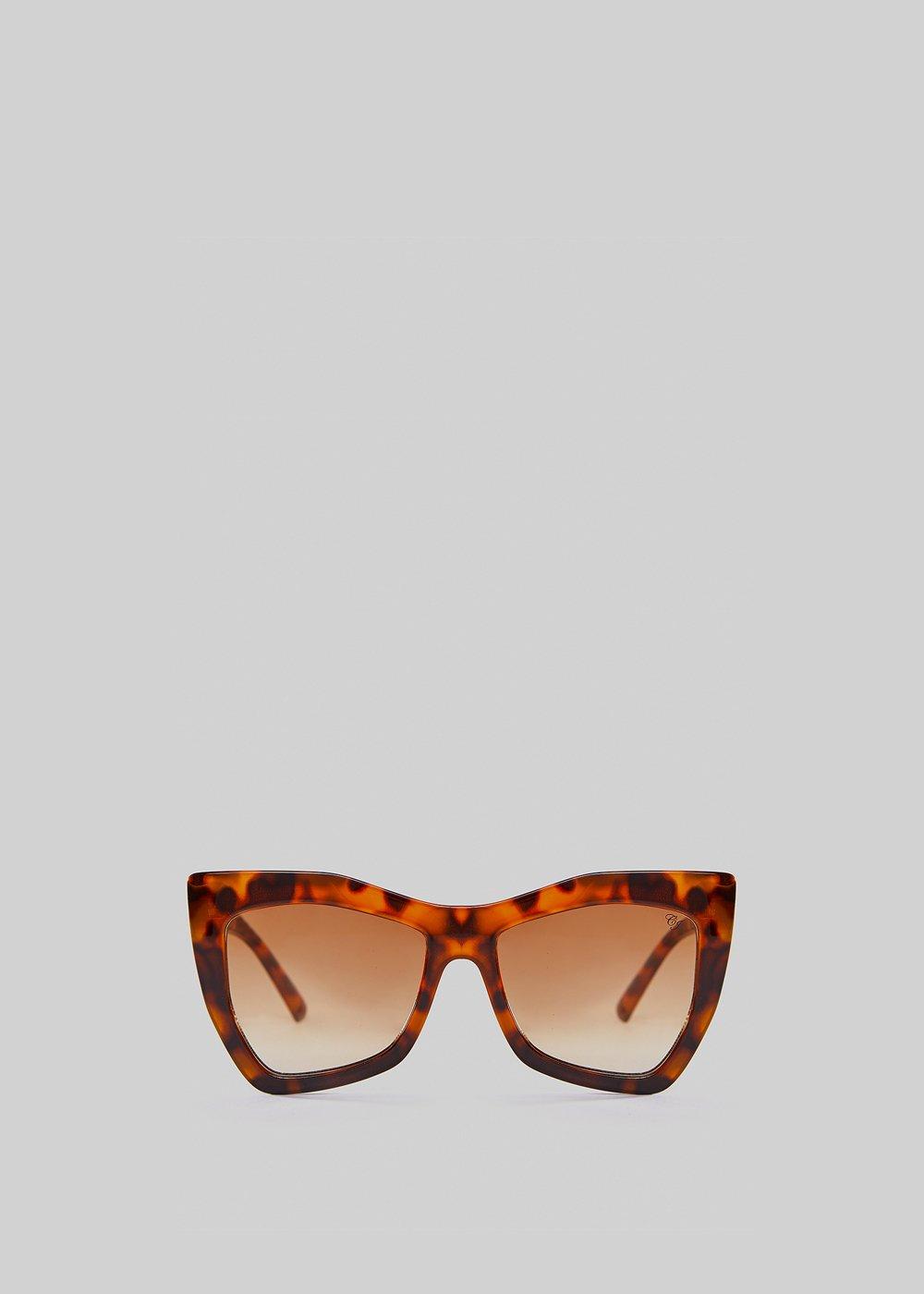Cat-eye sunglasses SRP 280 - Baguette Animalier