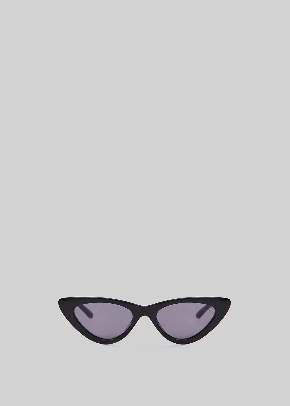 Cat-eye sunglasses SRP 254 - Black