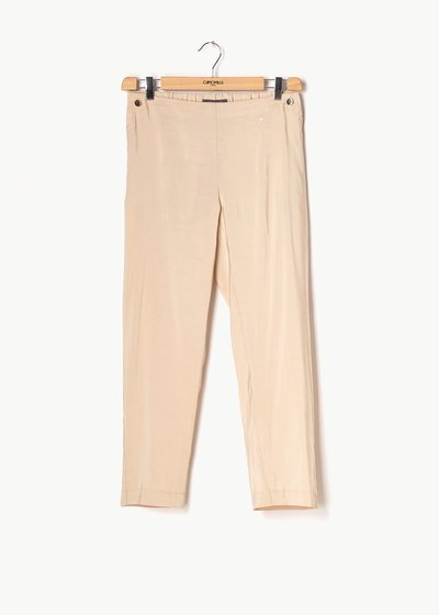 Cara trousers with buttons