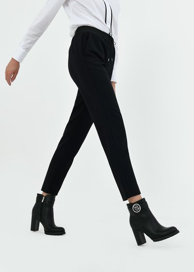 Alice trousers with drawstring waist