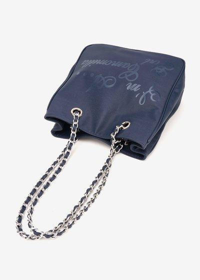 Shopping bag Camo girl effetto nylon