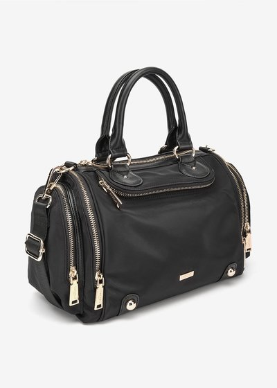 Betty nylon Boston bag