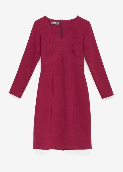 Kate dress in milano stitch