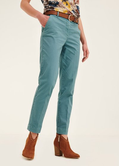 Alice cotton trousers