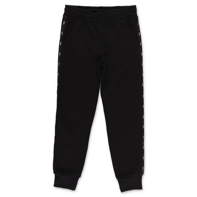 MSGM black cotton sweatpants