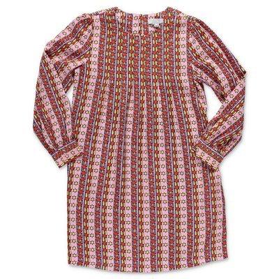 Stella McCartney printed multicolor dress