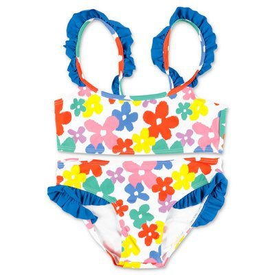 Stella McCartney costume bikini multicolor in lycra