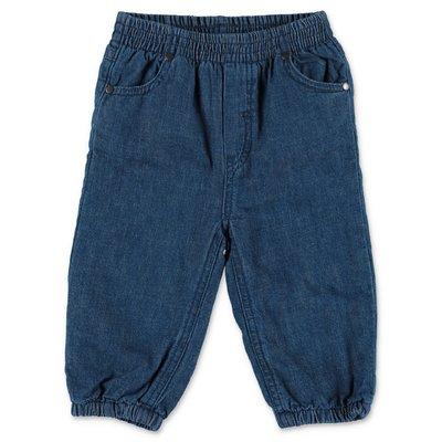 بنطلون جينز أزرق من ستيلا مكارتني