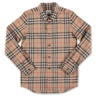 Burberry FREDRICK vintage check cotton poplin shirt