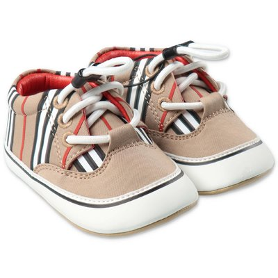 Burberry Icon Stripe CHALBURY prewalker sneakers