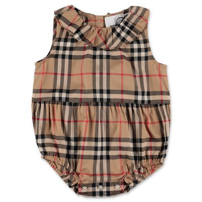 Burberry body Vintage check NORAH in popeline di cotone