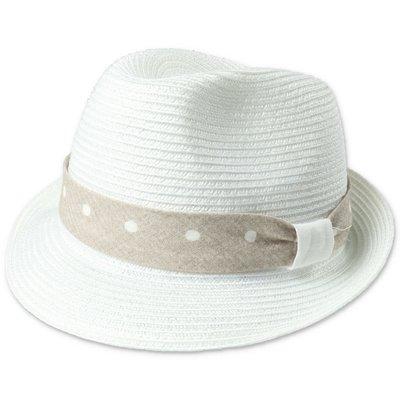 MODI' cappello panama bianco