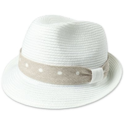 MODI' white panama hat
