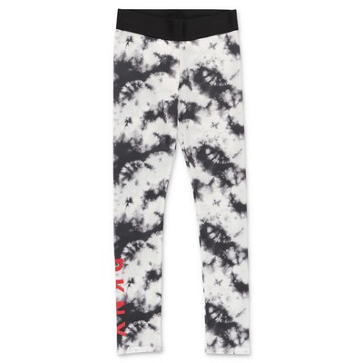 DKNY printed lycra leggings