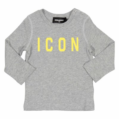 디스퀘어드2 코튼 저지 티셔츠