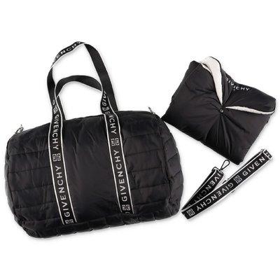 Givenchy borsa cambio nera in nylon