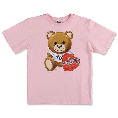 Moschino t-shirt rosa