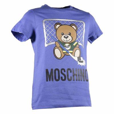 T-shirt bluette