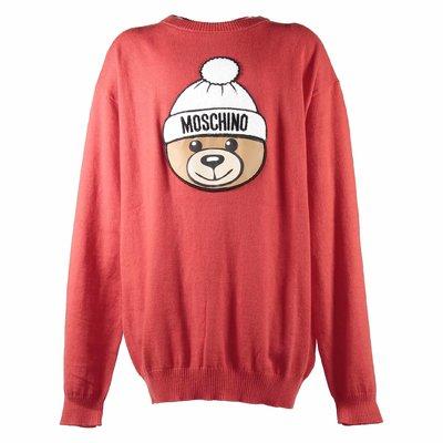 Pullover rosso
