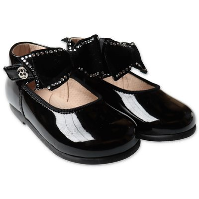 Florens black patent leather shoes