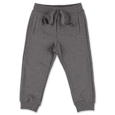 Dolce & Gabbana dark grey cotton sweatpants