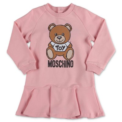 Moschino abito rosa