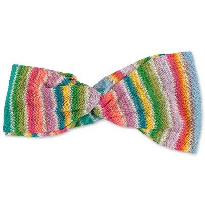 MC2 Saint Barth multicolor cotton blend headband