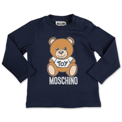 Moschino navy blue