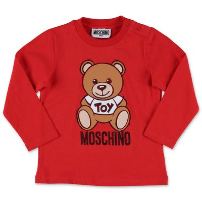 Moschino red