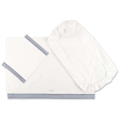 Modì cotton two piece sheet set with pillowcase