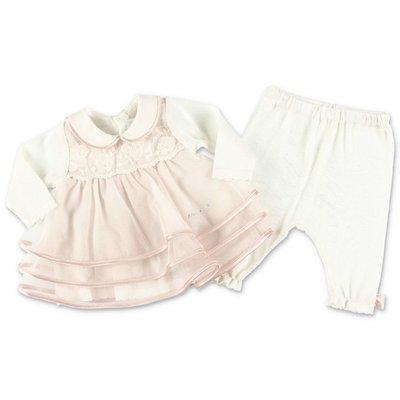 Modì white cotton set