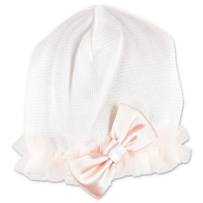 MODI' white formal cotton hat