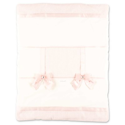 Modì white cotton removable blanket
