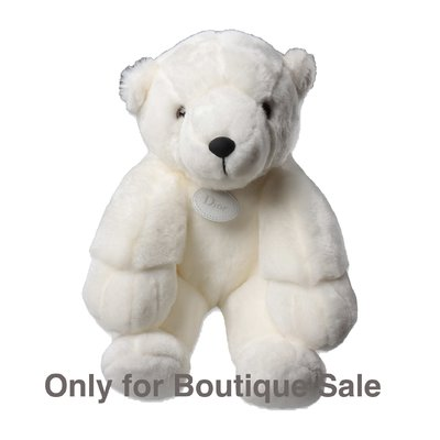 Baby Dior white Gabriel Bear