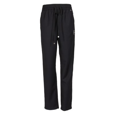 John Richmond dark blue techno fabric pants