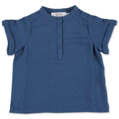 Bonpoint blue cotton tunic