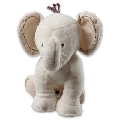 Tartine & Chocolat Ferdinand white baby stuffed animal