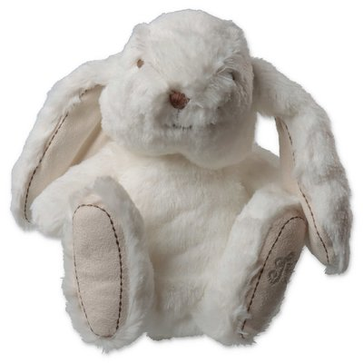 Tartine & Chocolat Augustin le lapin white baby stuffed animal