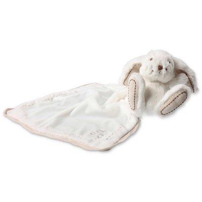Tartine & Chocolat Augustin le lapin white baby doudou