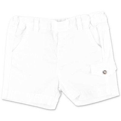 Tartine & Chocolat white cotton shorts