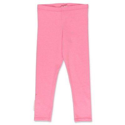 BillieBlush pink stretch cotton leggings