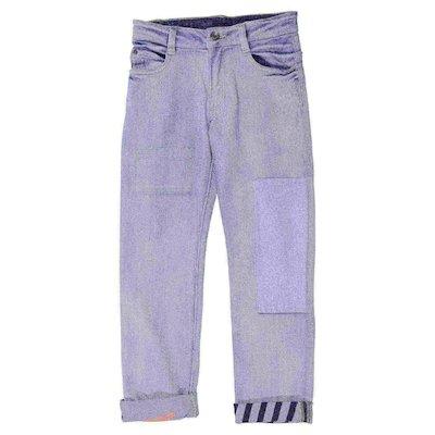 Jeans in cotone denim stretch