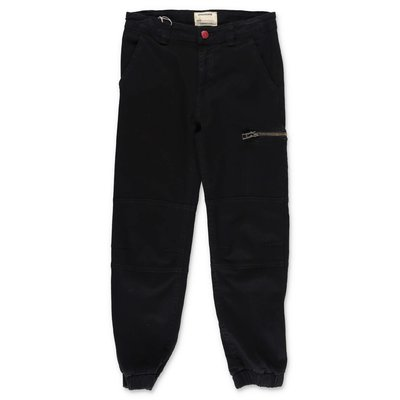 Zadig & Voltaire black stretch cotton denim jeans